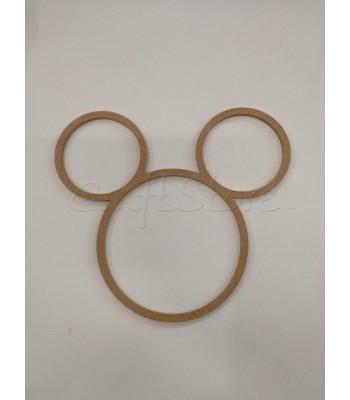 Διακοσμητικό Τελάρο Mickey Medium
