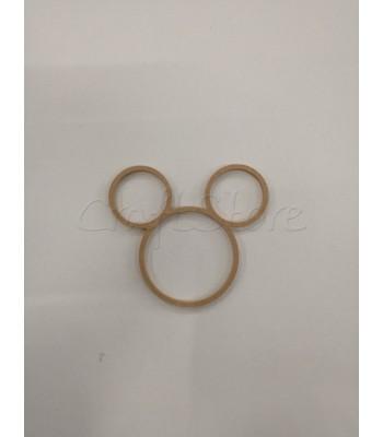 Διακοσμητικό Τελάρο Mickey Small