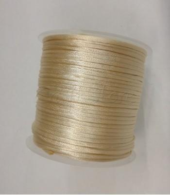 Cordoncino 2mm Χρώμα Βουτύρου