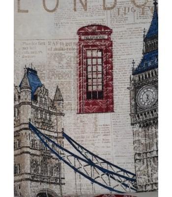 Λονέτα London 1,40μ. x 1μ.