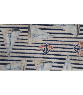 Λονέτα Καραβάκια στο Αιγαίο 1,40μ. x 0,6μ.