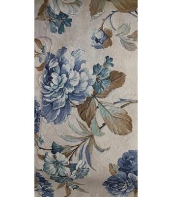 Λονέτα Floral Σιέλ 1,40μ. x 1μ.